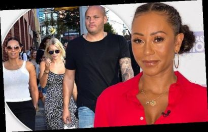 Mel B calls in lawyers after former nanny pictured with daughter