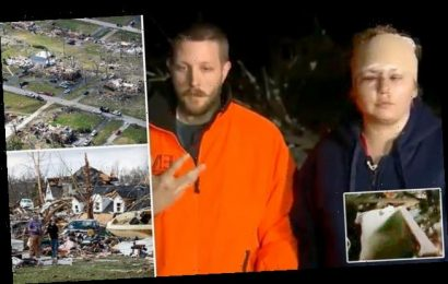 Pictured: Victims of Tennessee tornadoes