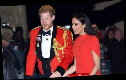 Prince Harry and Meghan Markle plan to focus on military