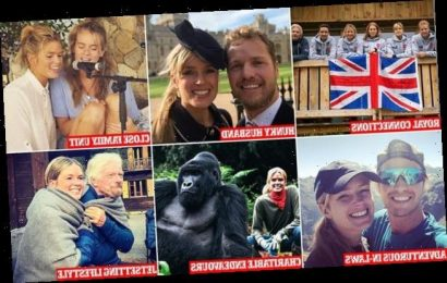 Richard Branson's daughter-in-law reveals jetsetting life