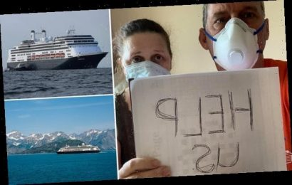 Four people die from coronavirus on MS Zaandam cruise liner