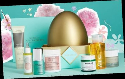 Seven of the best luxury beauty eggs to buy this Easter