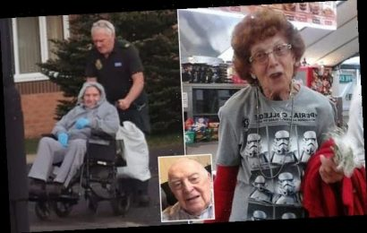 Great grandmother-of-seven, 94, oldest woman to beat coronavirus