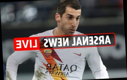 7am Arsenal news LIVE: Mkhitaryan pay cut to stay at Roma, Upamecano transfer boost, and United's Smalling targeted – The Sun
