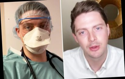 Exhausted Dr Alex is shocked and upset by 'multiple deaths' from coronavirus during A&E shift last night – The Sun