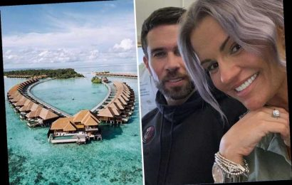 Inside Kerry Katona's unbelievable Maldives holiday with boyfriend Ryan as she begs him to propose – The Sun