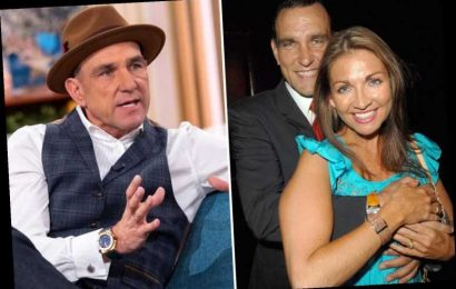 Vinnie Jones says wife's heart transplant saved HIS life as well as hers – as he praises organ donor law change – The Sun