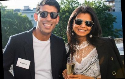 Who is Akshata Murthy? Rishi Sunak's wife and daughter of billionaire N. R. Narayana Murthy – The Sun