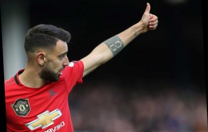 Football betting tips: Bruno Fernandes on target in Man Utd vs City, plus Firmino to end drought against Bournemouth – The Sun