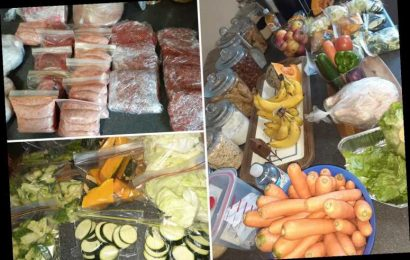 Savvy mum shares meal prep tips which mean she has ZERO waste when cooking