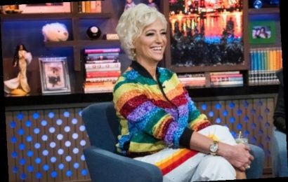 'RHONY' Star Dorinda Medley Has a Surprising Connection to Brad Pitt