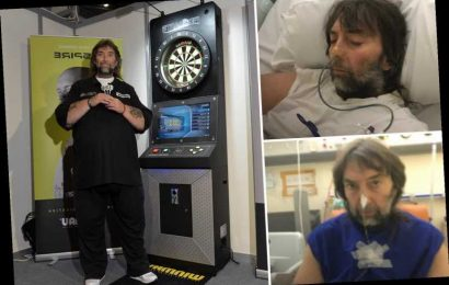 Darts world rallies around Andy Fordham after legend reveals he's facing life-saving bowel operation – The Sun