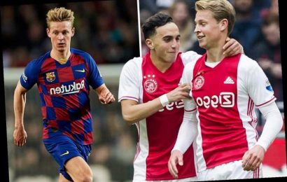 De Jong says Abdelhak Nouri gave him 'signal' to join Barcelona while in coma before Ajax star completed transfer – The Sun