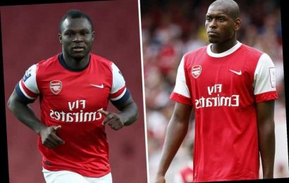 What happened to Arsene Wenger's 'best ever' crop of Arsenal kids 12 years on including Frimpong and Emmanuel-Thomas – The Sun