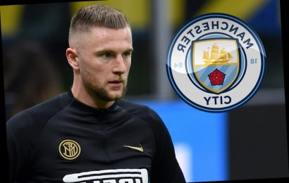 Man City, Real Madrid and PSG join Man Utd in race for Milan Skriniar transfer from Inter Milan – The Sun