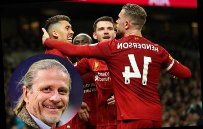 Arsenal legend Petit claims Liverpool's current team is BETTER than Invincibles 'and have impressed me more' – The Sun