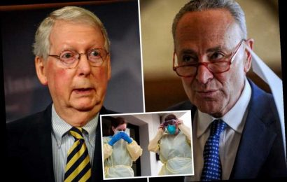 Massive $1.3 trillion coronavirus stimulus package gets ANOTHER vote today after Democrats' shock block Sunday – The Sun