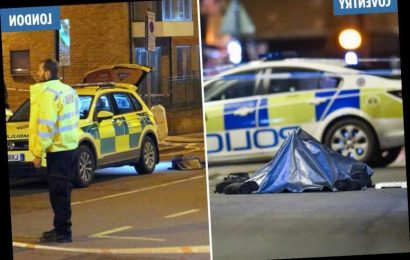 Boy, 16, stabbed to death at Coventry house party & man fatally knifed in London street in another night of bloodshed – The Sun