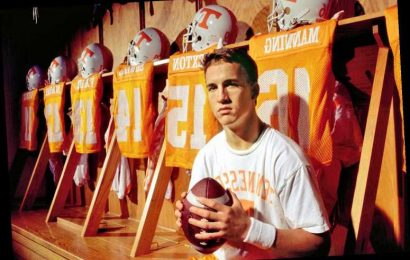Peyton Manning Surprises University of Tennessee Students in Online Class