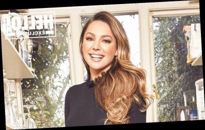 Kelly Brook shows off two-stone weight loss in exclusive photos