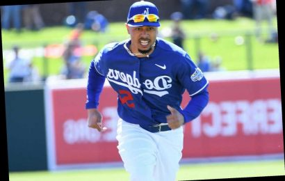 Nothing can cripple Mookie Betts and the Dodgers for now