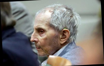 Robert Durst's LA murder trial is on hold due to coronavirus outbreak