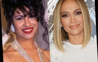 Jennifer Lopez Shares a Special Tribute to Selena Quintanilla