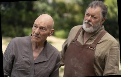 Star Trek: Picard Podcast: Reunion With Riker & Building The Borg