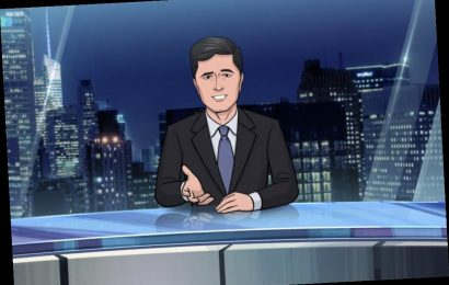 'Tooning Out The News': Stephen Colbert Animated News Show Resumes Production & CBS All Access Sets New Premiere
