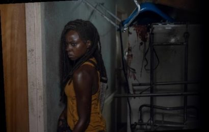 'Walking Dead': That Cell Phone, and Michonne's Other Clues About Rick