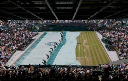 German official: Wimbledon will be canceled this week — the first time since World War II