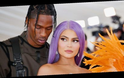 Kylie Jenner and Travis Scott are reportedly back together and 'have been for about a month'