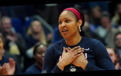 A judge overturned a man's 50-year conviction after WBNA's Maya Moore stepped away from the court to focus on his case