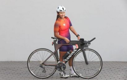 Cycling: Shedding the kilos on the road, Yanee finds new purpose in endurance sports