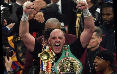 Tyson Fury could face eight-year ban from boxing if new doping offence is proven