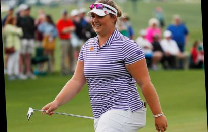 From winning to waiting – a wild week in the life of one British golfer
