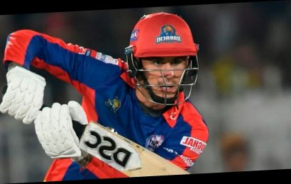 Eight English players leave shortened Pakistan Super League early due to coronavirus pandemic
