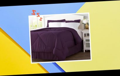 You Can Make Over Your Whole Bedroom For Less than $60 With This 'Bed In A Bag'