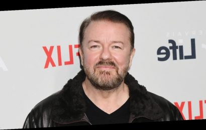 Ricky Gervais slams rich celebrities whining about isolating as NHS staff save lives battling coronavirus