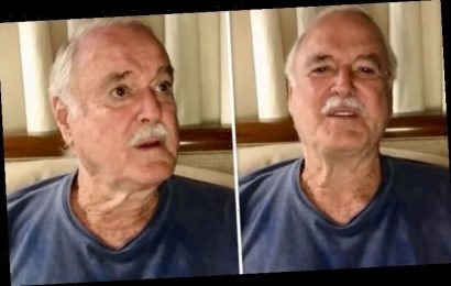 John Cleese: Monty Python star issues apology as comedian makes announcement in lockdown