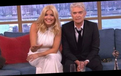 This Morning stars Holly Willoughby and Phillip Schofield's funniest on-screen moments of all time