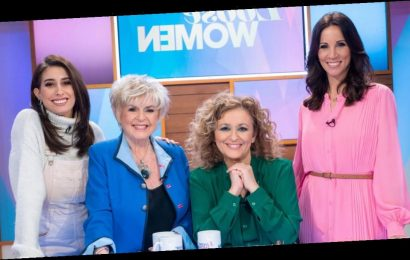 Loose Women to return next week for first live studio show after six weeks off air during lockdown