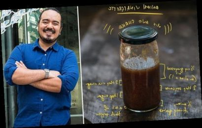 Chef Adam Liaw shares recipe for his family's favourite salad dressing