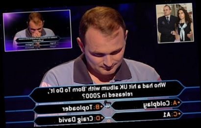 Can you answer the 15 questions that 'won' the Coughing Major £1M?