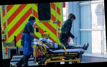 Heart attack victims have to wait more than TWO HOURS for an ambulance