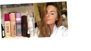 Why My 10+ Year Love Affair With Self Tanner Hasn't Stopped While Social-Distancing
