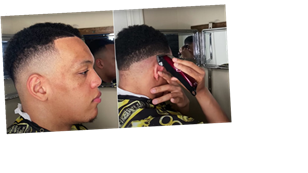 This Barber's Easy Tutorial Will Teach You How to Do a Fade Haircut In Under 20 Minutes