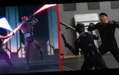 'Star Wars: The Clone Wars' Featurette Takes You Behind the Scenes of the Ahsoka vs. Maul Lightsaber Fight