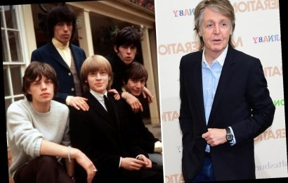 Paul McCartney reignites rivalry with Rolling Stones insisting The Beatles were better and Stones copied them – The Sun