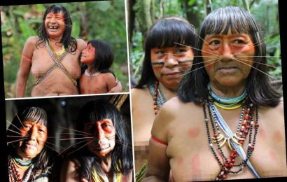 Inside the cannibal Matses tribe in the Amazon who used eat their own dead relatives 'to absorb their spirits' – The Sun